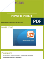 CLASE - POWER POINT