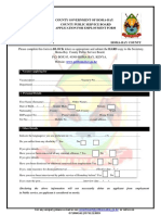 Psb Application Form