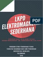 LKPD INDUKSI ELEKTROMAGNETIK