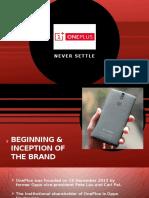 OnePlus Digital marketing strategies