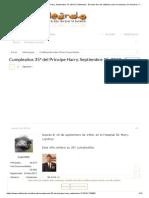 Cumpleaños 35° del Príncipe Harry. Septiembre 15, 2019 _ Cotilleando