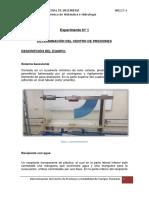 Mecanica de Fluidos Informe