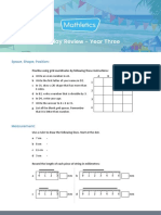 EMEA HolidayReviewSheet 3-D Worksheet 2019 A4
