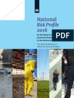 Dutch National Risk Profile 2016