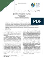 Informática Materia Esencial en La Educación Obligatoria Del Siglo XXI