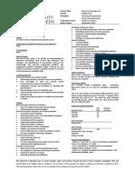 Course Info-Reservoir Simulation