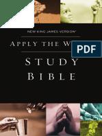 Apply the Word Sample Book of (Matthew) - NKJV.pdf