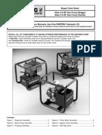 Enerpac Pgm5420r Parts