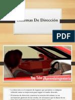 Sistemas De Dirección.pptx