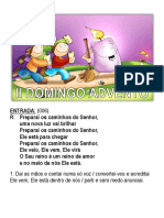 II Domingo Advento b