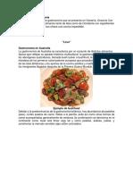 Gastronomía en Oceanía