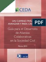2015M CEDA Alianzas Colaborativas