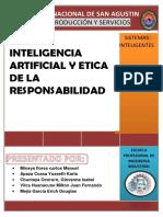 Resumen Etica Inteligencia Artificial
