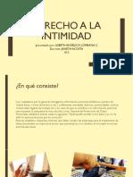 Derecho a la intimidad.ppsx