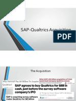SAP Qualtrics Presentation