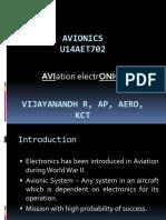 Avionics Introduction