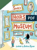 Dr. Seuss's Horse Museum - Dr. Seuss