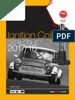 Ngk Ignition Coils 2017