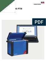 Cibano 500 Ptm User Manual Enu