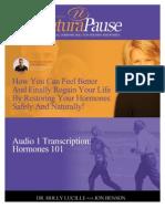 Hormones 101