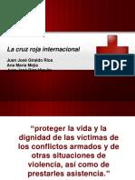 La Cruz Roja Internacional