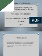 Trabajo de Informatica Andres y Camilo