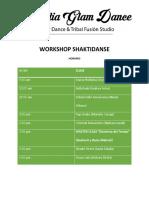 Workshop Shaktidanse