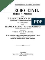Ricci Curso 20