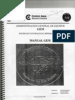 Manual GEM