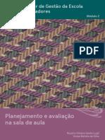 001.TEXTO - Planejamento e Avaliação Em Sala de Aula - Rosario Silvana Genta Lugli e Vivian Batista Da Silva