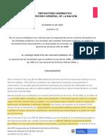 Acuerdo 042 de 2002