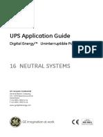 016_Conexion Del Neutro en UPS