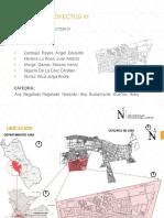 Analisis Urbano Cercado de Lima