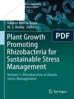 Plant Growth Promoting Rhizobacteria for Sustainable Agriculture