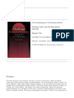 (Comparative Studies in Religion and Society) Bassam Tibi - The Challenge of Fundamentalism_ Political Islam and the New World Disorder  -University of California Press (1998).pdf