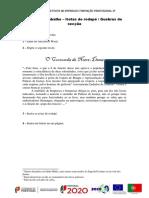 Ficha de Trabalho - Notas de Rodapé-Quebras de Secção