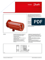 FLOAT VALVE TYPE HFI MADE DANFOSS