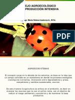 Manejo Agroecológico En La Producción Intensiva - Ing.Agr.Irastorza