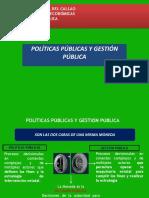 politicas publicas y gestion publica