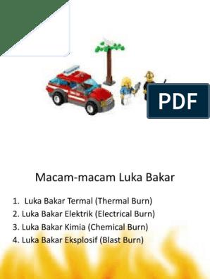 4 Askep Luka Bakar Pptx Burn Lung