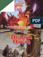 DragonQuest Boardgame