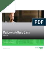 MEDIDORES GAMA MEDIA SCHNEIDER ELECTRIC