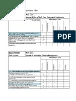 Assessment Information Plan Workshop