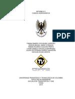 Informe 1 Para Imprimir