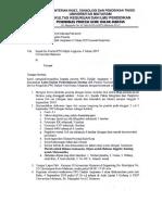 Surat Pemanggilan Peserta Ppg Angkatan IV