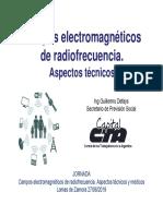 radiaciones no ionizantes power point