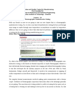 Thermographic Nondestructive Testing