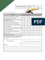 FR 12 12.5 020 Inspección Preoperacional Pulidoras
