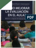 RAVELA, Pedro Como Mejorar La Evaluacion en El Aula