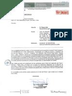 Oficio 028 - 2018 - MTC 20.22.2 - Toma de Posesión Del Tramo I